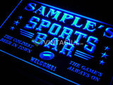 Sports Bar Name Personalized Custom LED Sign -  - TheLedHeroes