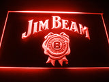 FREE Jim Beam LED Sign - Red - TheLedHeroes