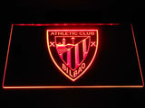 FREE Athletic Bilbao LED Sign - Red - TheLedHeroes