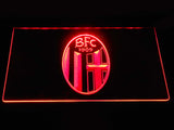 Bologna F.C. 1909 LED Sign - Red - TheLedHeroes