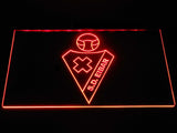 SD Eibar LED Neon Sign USB - Red - TheLedHeroes