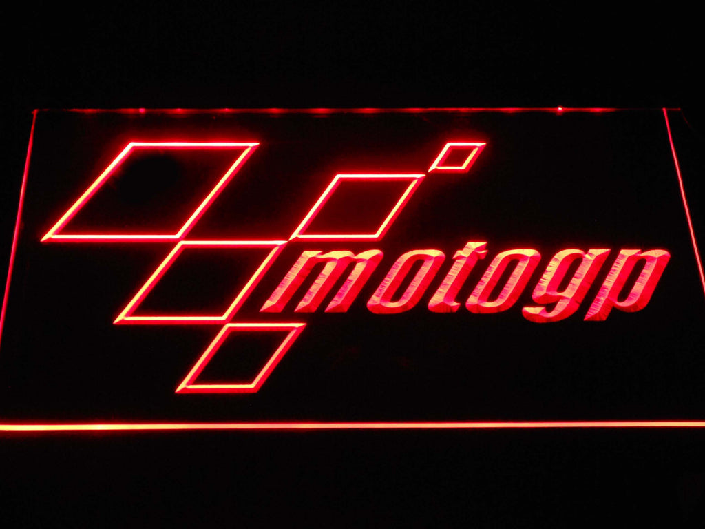 FREE MotoGP LED Sign - Red - TheLedHeroes
