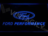Ford Performance LED Neon Sign Electrical - Blue - TheLedHeroes