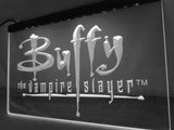 Buffy the Vampire Slayer LED Neon Sign Electrical - White - TheLedHeroes