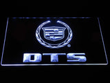 Cadillac DTS LED Sign - White - TheLedHeroes