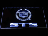 Cadillac STS LED Sign - White - TheLedHeroes