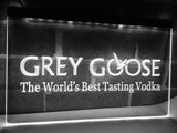 FREE Grey Goose Vodka LED Sign - White - TheLedHeroes