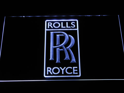Rolls-Royce LED Sign