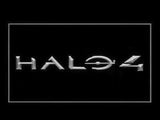 FREE Halo 4 LED Sign - White - TheLedHeroes