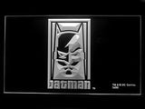 FREE Batman New LED Sign - White - TheLedHeroes