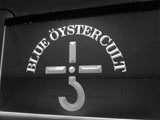 FREE Blue Oyster Cult LED Sign - White - TheLedHeroes