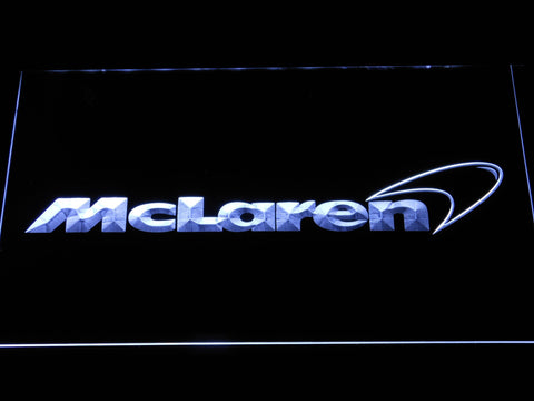 McLaren Automotive LED Sign