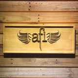 AFI Wooden Sign