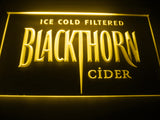 FREE Blackthorn Cider LED Sign - Yellow - TheLedHeroes