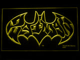FREE Batman 2 LED Sign - Yellow - TheLedHeroes