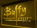 Buffy the Vampire Slayer LED Neon Sign Electrical - Yellow - TheLedHeroes