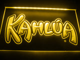 FREE Kahlúa LED Sign - Yellow - TheLedHeroes