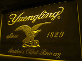 FREE Yuengling LED Sign - Yellow - TheLedHeroes