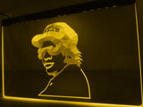 NWA Compton Eazy E LED Neon Sign USB - Yellow - TheLedHeroes