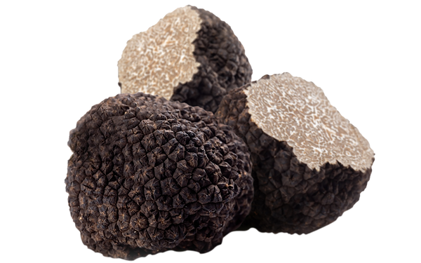 Black Burgundy Truffles