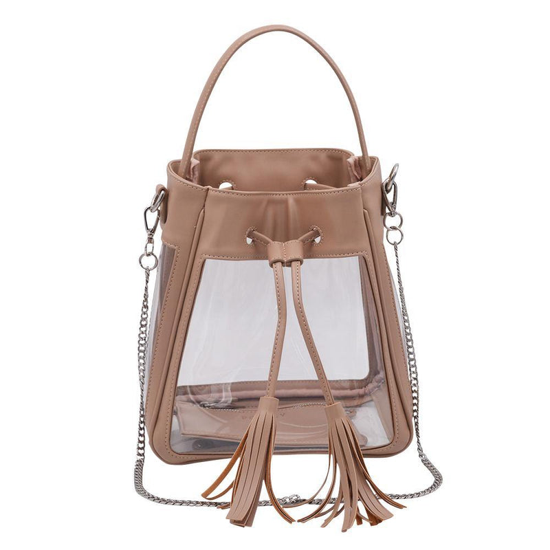 The Bare Bucket- Sandcastle - Policy Handbags