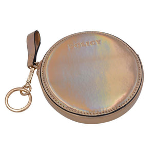 The Roundie Roo- Gleaming Gold | POLICY Handbags | POLICY Handbags