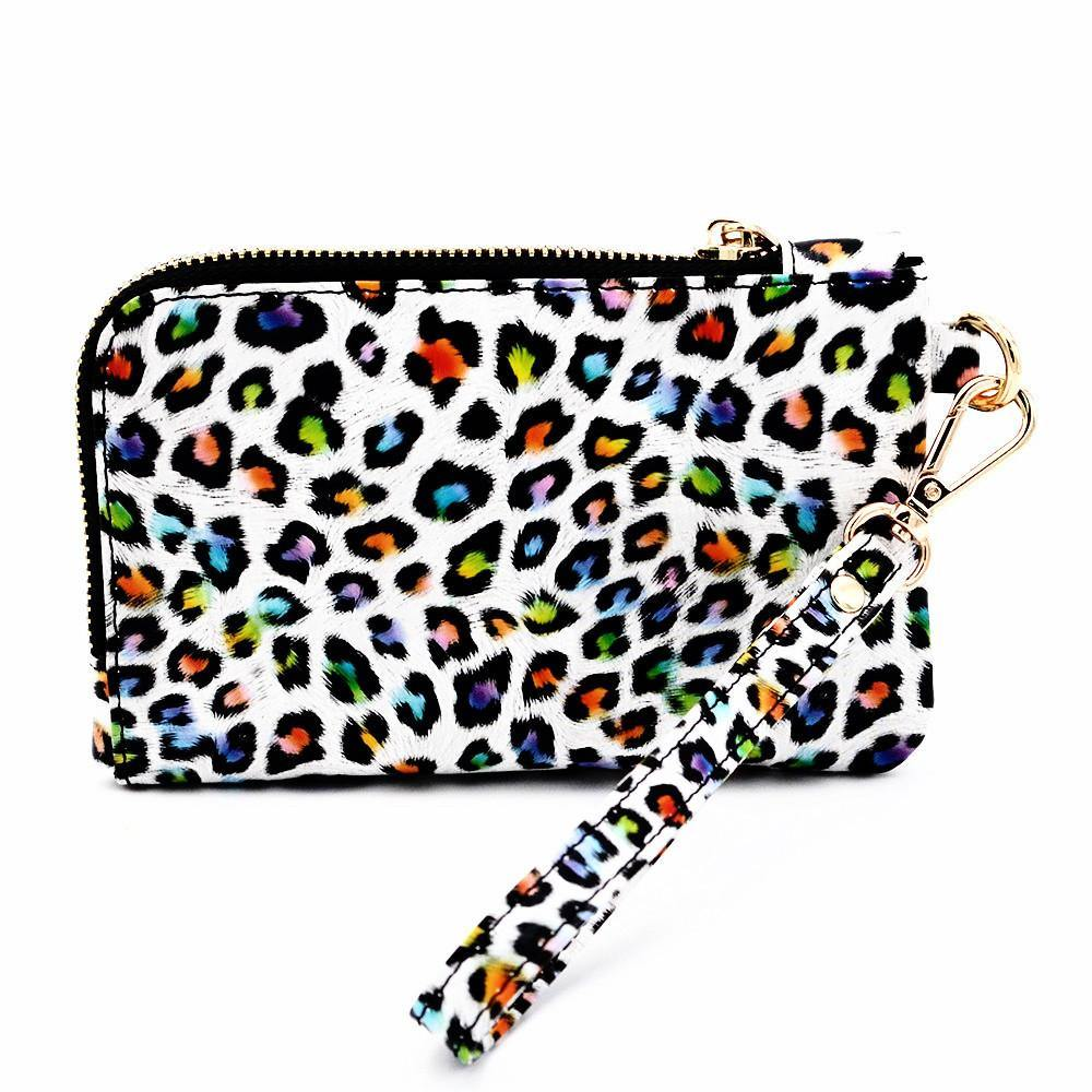 The Roo Pouch- Animal Jungle | POLICY Handbags | POLICY Handbags