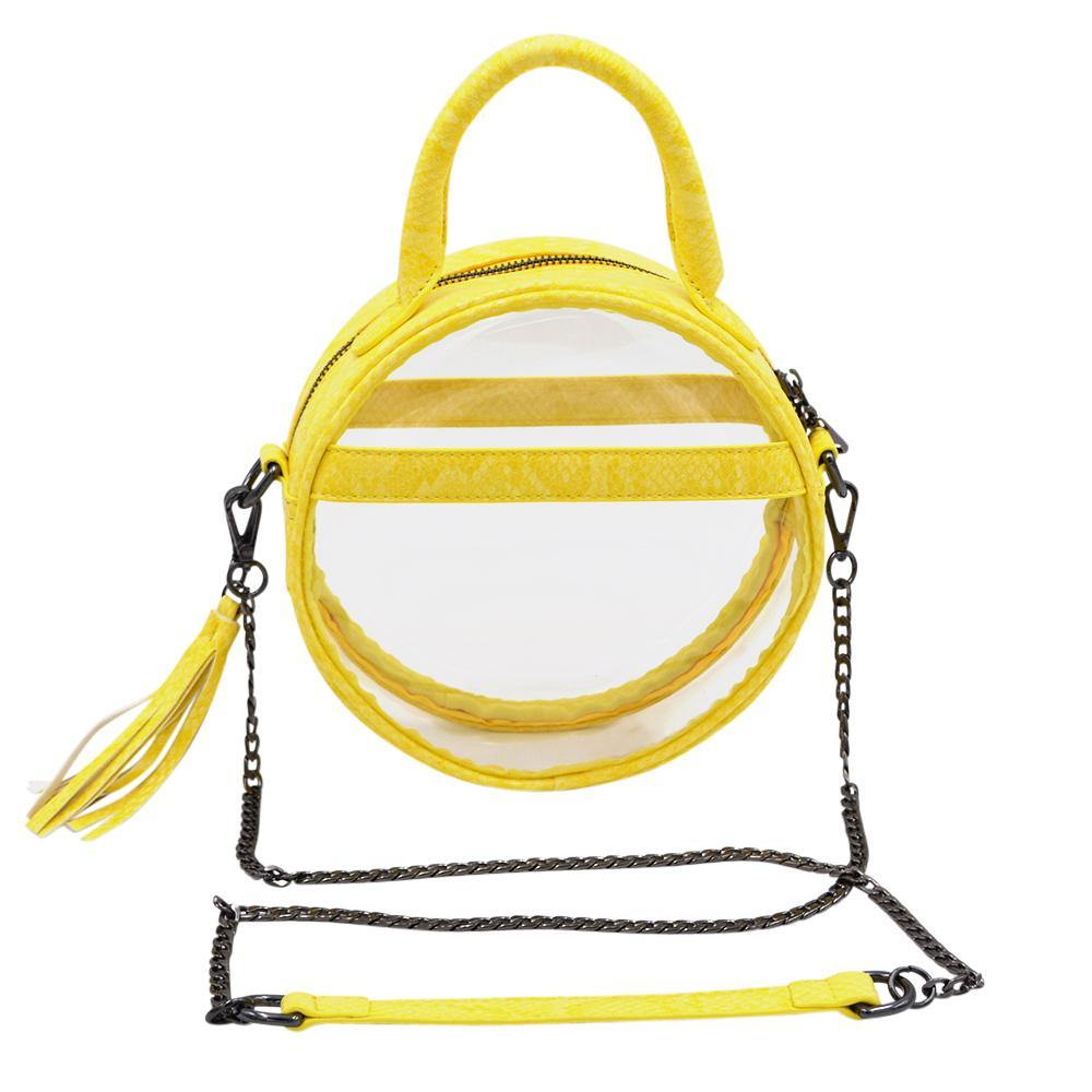 The Roundie Halo- Bumblebee - Policy Handbags
