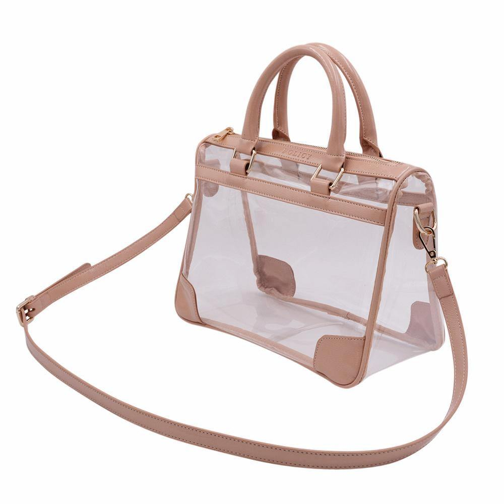 The Collette- Honey Gloss - Policy Handbags