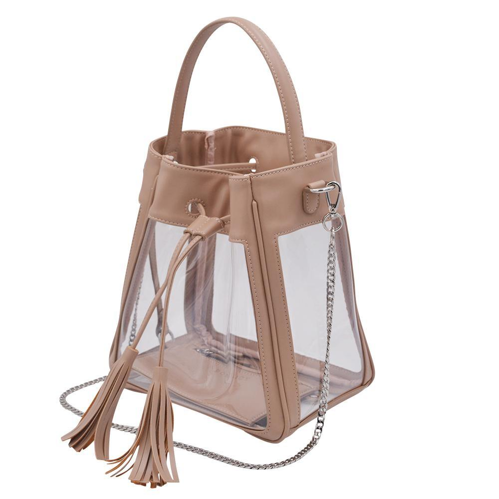 The Bare Bucket- Sandcastle - POLICY Handbags Policy Bag