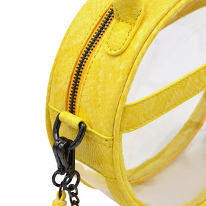 The Roundie Halo- Bumblebee - POLICY Handbags Policy Bag