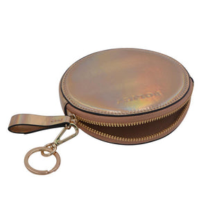 The Roundie Roo- Gleaming Gold - POLICY Handbags Policy Bag