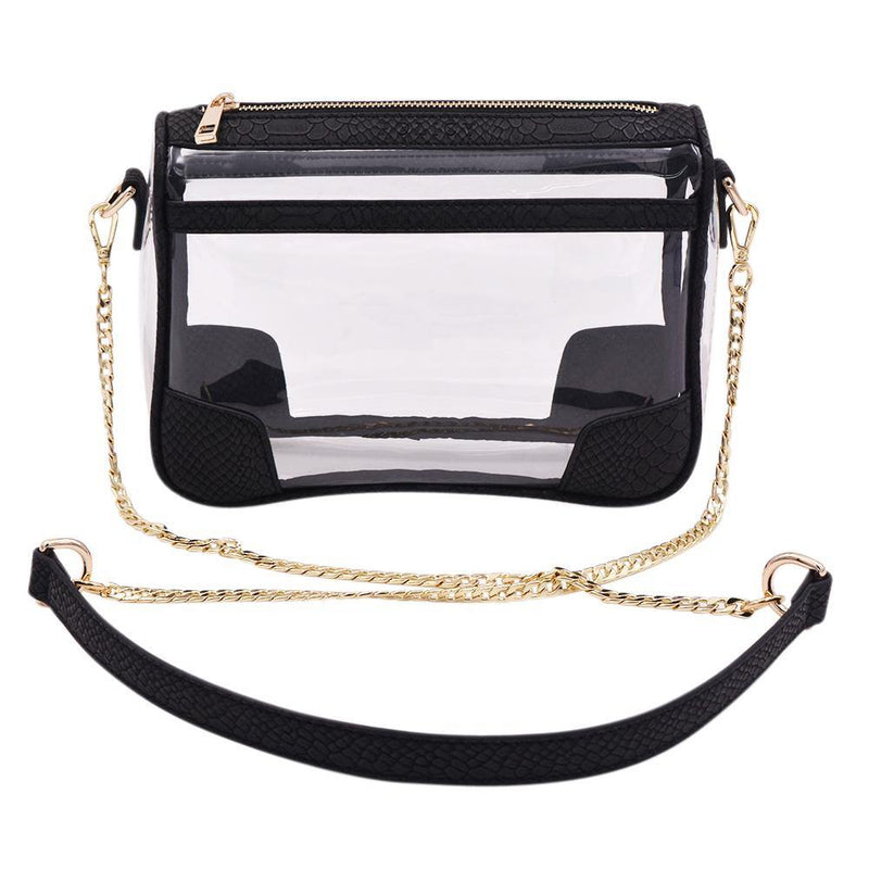 The Drake - Black Snake | POLICY Handbags | POLICY Handbags