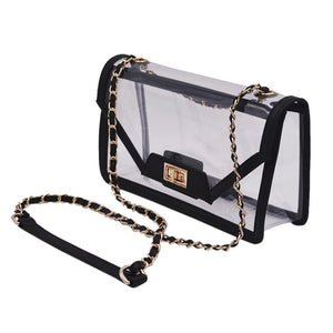 The Mama Cher - Onyx & Gold | POLICY Handbags | POLICY Handbags
