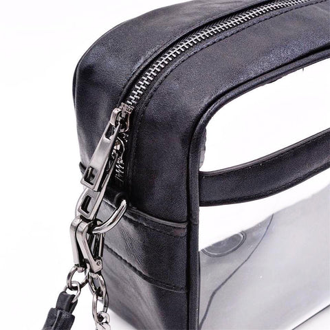 The Bare Cave- Black - POLICY Handbags Policy Bag