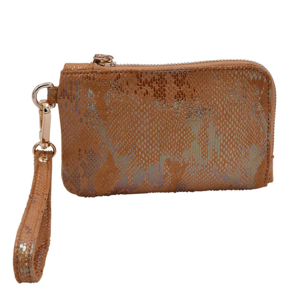 The Roo Pouch- Bronzer Babe - Policy Handbags