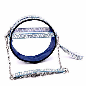 The Roundie- Ocean Mermaid | POLICY Handbags | POLICY Handbags