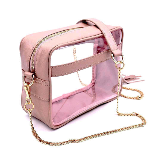 The Bare Cave- Blush - POLICY Handbags Policy Bag