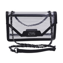 The Mama Cher - Onyx & Gunmetal - POLICY Handbags Policy Bag