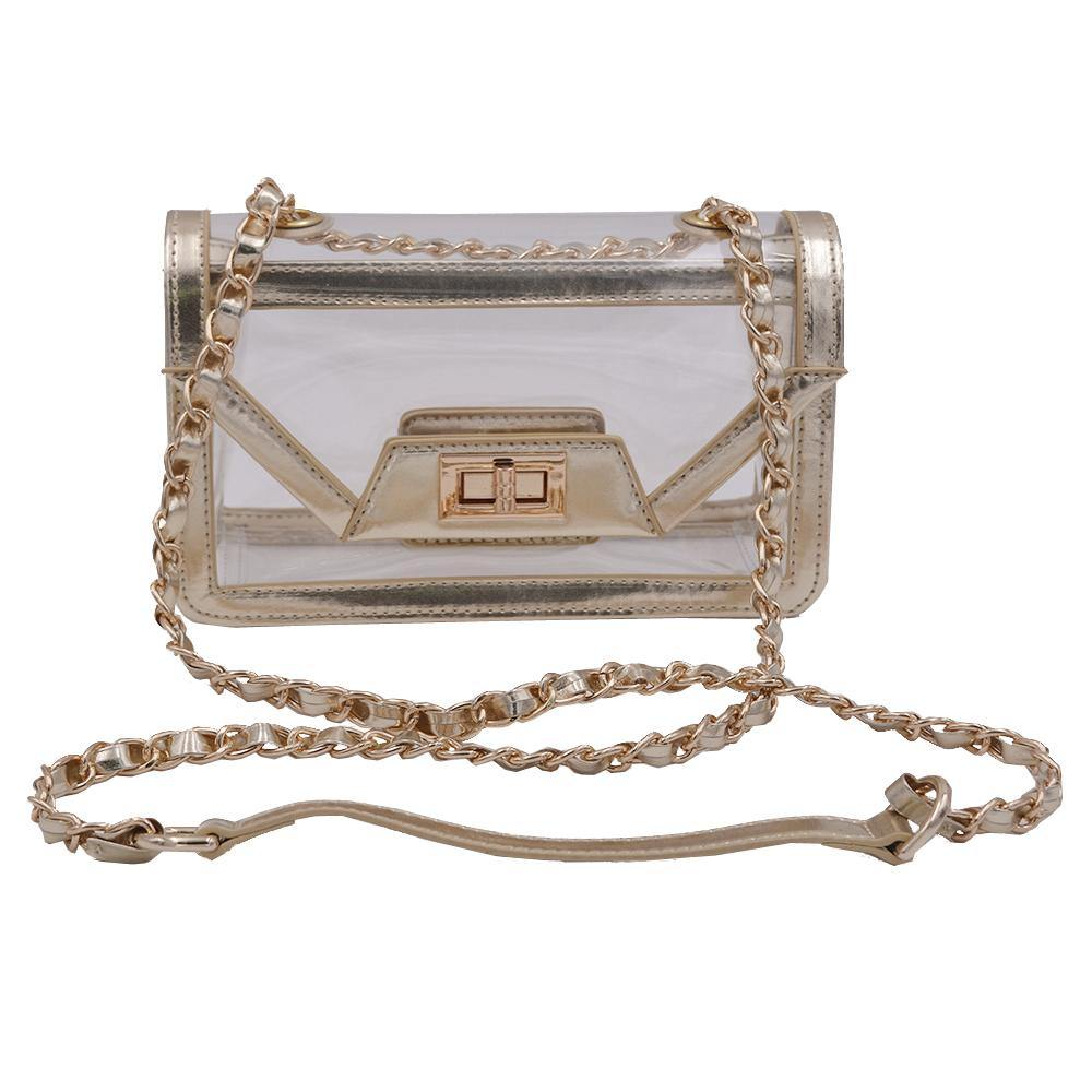 The Mini Cher - Trophy Gold | POLICY Handbags | POLICY Handbags