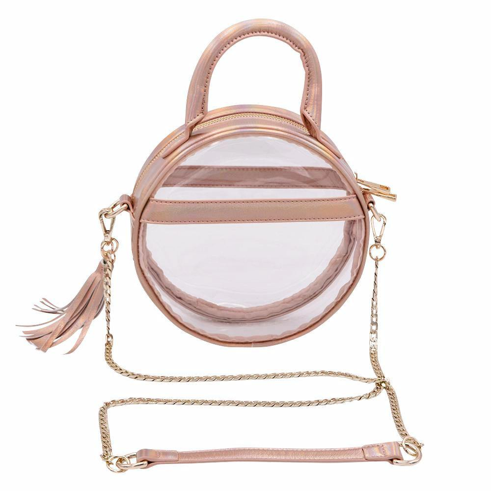 The Roundie Halo- Dreamsicle | POLICY Handbags | POLICY Handbags