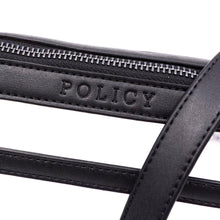 The Original Be Clear -Black - POLICY Handbags