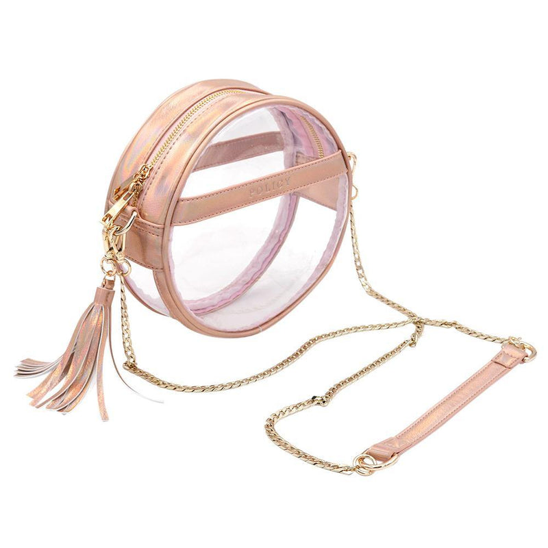 The Bare Roundie- Dreamsicle - POLICY Handbags Policy Bag