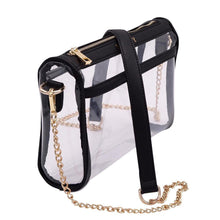 The Original Be Clear -Black - POLICY Handbags Policy Bag