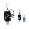 Clean Carry Keychain + Sanitizer POLICY Handbags
