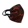 Cosmic Copper Mask POLICY Handbags