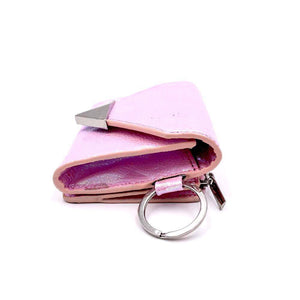 *Sample Sale* The Future Wallet Keychain- Cotton Candy - POLICY Handbags Policy Bag