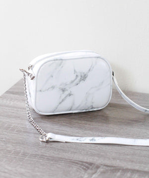 *Sample Sale* The Marbled Playoff - POLICY Handbags Policy Bag
