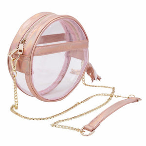 The Bare Roundie- Dreamsicle | POLICY Handbags | POLICY Handbags