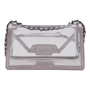 The Mama Cher | Fantasy Frost | Clear Bag | POLICY Handbags | POLICY Handbags